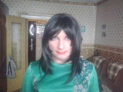 трансуха Настя ШЛЮХА  (41 год)