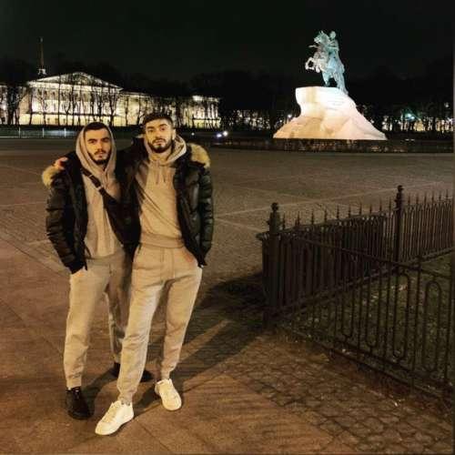 Руслан и Кемаль (25 лет) (Фото!) познакомится с мужчиной (Объявление №4851555)