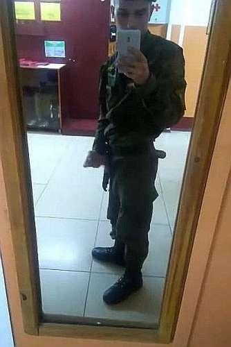 Солдат  (20 лет)
